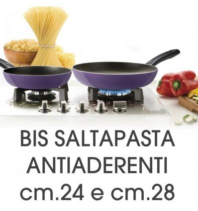 BIS Saltapasta Antiaderenti cm.24 e cm.28