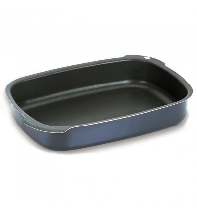 Teglia da forno antiaderente cm.35x25 - Bella Blu