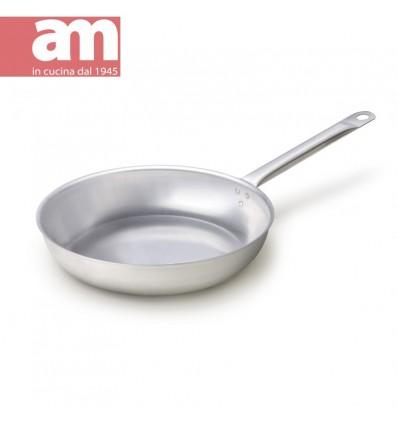 Padella professionale alluminio nudo cm.30 - Professione Cuoco serie 200