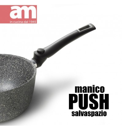 Manico pieghevole - PUSH