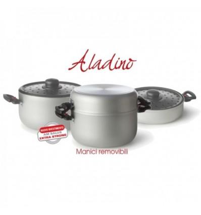 ALADINO Cuocitutto cm.24 - Fuoco & Idee