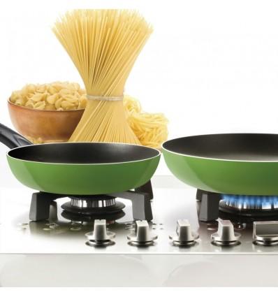BIS di Saltapasta Antiaderenti cm.22 e cm.26 - Amici in Cucina